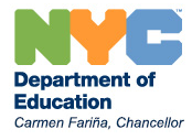 NYC Department of Education Middle School Choice